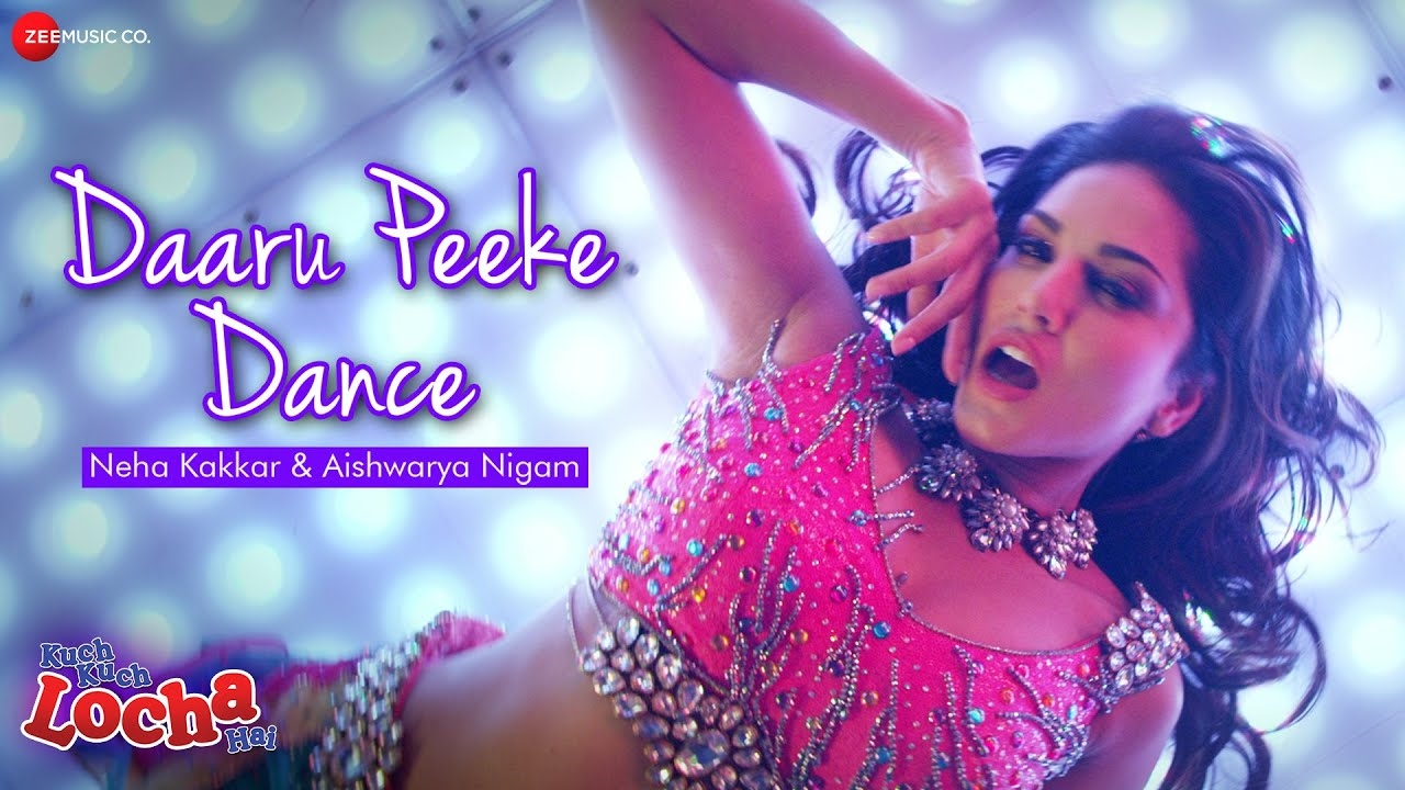 DAARU PEEKE DANCE SONG LYRICS & VIDEO   NEHA KAKKAR   AISHWARYA NIGAM