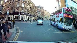 Leeds United Kingdom  city images : Driving in LEEDS CITY CENTRE UK HD Part5