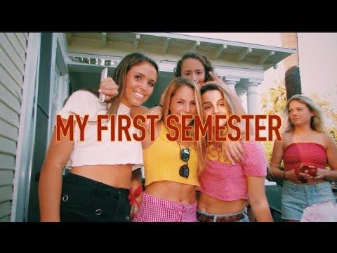 My First Semester - USC Trojans