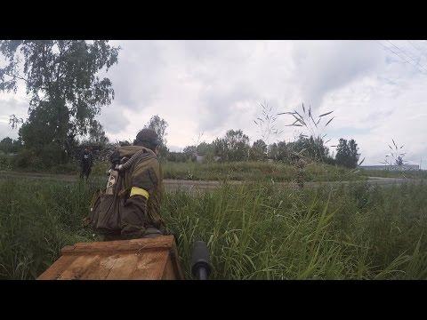 Тактическая ролевая лазертаг-игра \