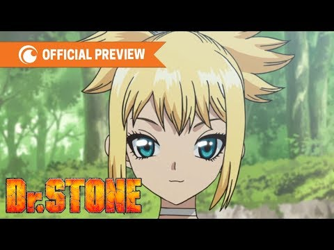 Dr. STONE | OFFICAL PREVIEW 3