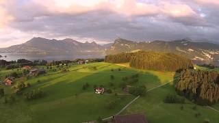 Horw Switzerland  city photos gallery : I ♥ HORW - Switzerland - DJI Phantom 2 Vision +