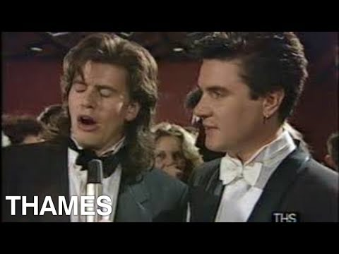Duran Duran interview | 80's pop stars | Royal Premier | View to a kill | 1985
