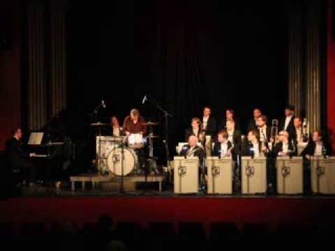 Janne Ersson Monster Big Band - West Side Story medley with drum solo