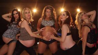 Five pregnant hotties doing a little baby bump 'n grind. From the creators of the LA Comedy Shorts Film Festival ...