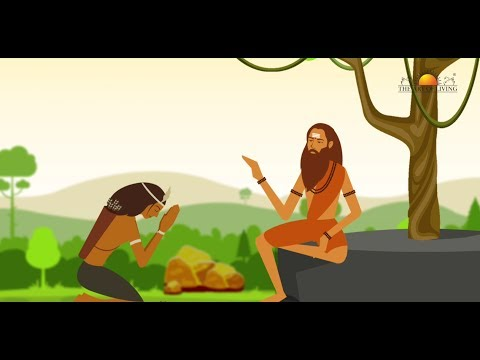 Video An Untold Story Of Dronacharya And Eklavya Shared By Gurudev Sri Sri Ravi Shankar download in MP3, 3GP, MP4, WEBM, AVI, FLV January 2017