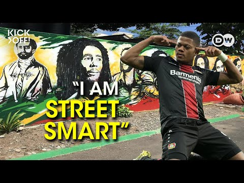 Leon Bailey at home: Meeting the Jamaican International | Gold Cup 2019