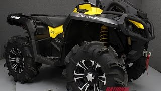 3. 2015  CAN AM  OUTLANDER 800R XMR   - National Powersports Distributors