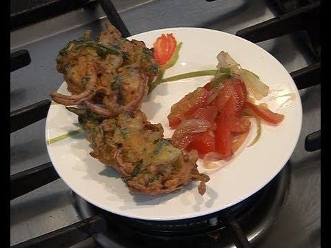 Pakore (gramflour Fritters)