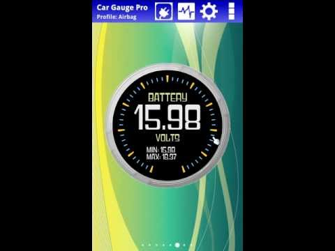 Video of Car Gauge Pro (OBD2 + Enhance)