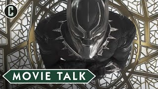 Black Panther: New Trailer Finds Chadwick Boseman Taking the Throne - Movie Talk by Collider