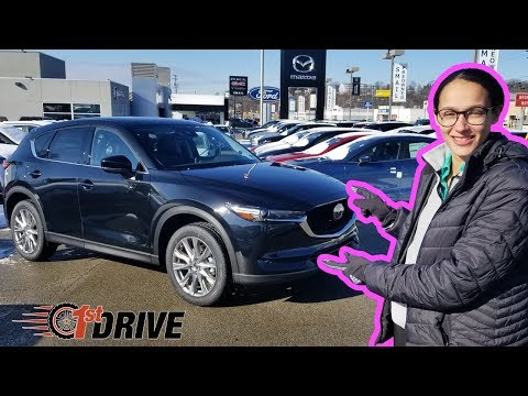 2019 Mazda Cx 5 Grand Touring Reserve Review Smail Mazda Video