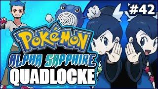 Pokémon AlphaSapphire Randomizer Quadlocke Part 42 IN TOO MOSDEEP by Ace Trainer Liam