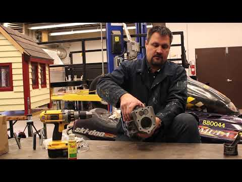 How To Hone A Small Engine Cylinder