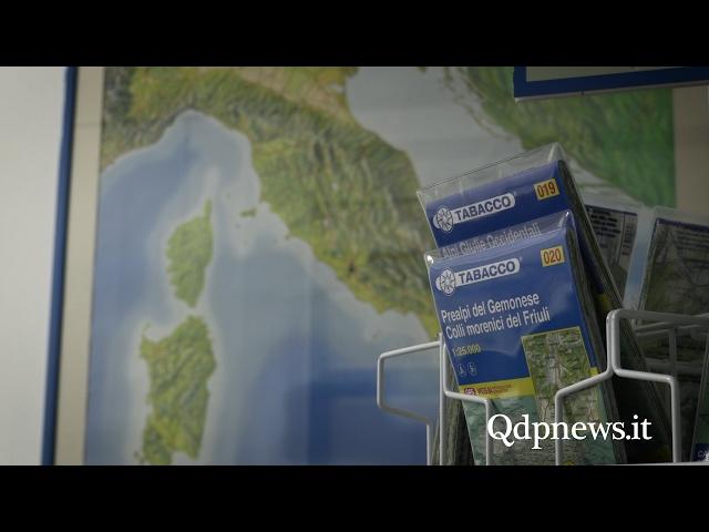 In arrivo una nuova mappa cartografica delle Prealpi Trevigiane da Tabacco Editrice