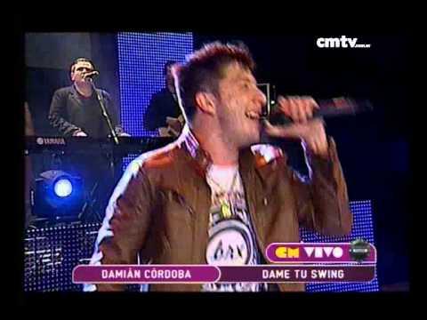Damián Córdoba video Dame tu swing - CM Vivo 2014
