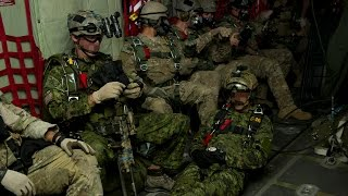 Canadian Special Forces - JTF2&CSOR