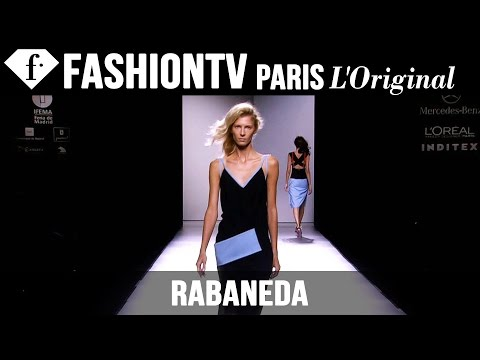 fashiontv - http://www.FashionTV.com/videos MADRID - See RABANEDA's new collection for Spring/Summer 2015 on the runway during Mercedes-Benz Fashion Week Madrid. For franchising opportunities with FashionTV...