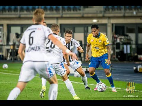 LASK Linz - DAC 1904 7:0 (2:0)