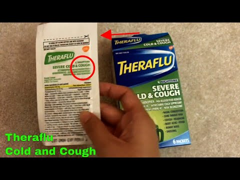 ✅  How To Use Theraflu Cough and Cold Nighttime Review