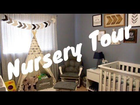 Nursery Tour | Laydiitek