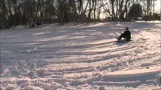 6. Snowmosledding (2 of 2)