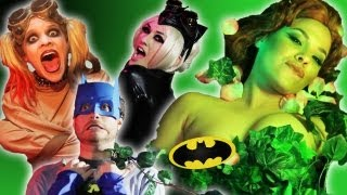 Ladies of Rap: Gotham Sirens (ft. McGoiter, Olga Kay & Pimplywimp) - YouTube