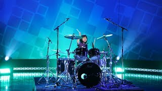 Video Dave Grohl Surprises Kid Drummer with a Special Message MP3, 3GP, MP4, WEBM, AVI, FLV Juni 2019