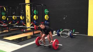 Learn How To Trap Bar Deadlift