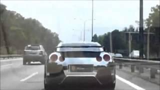 Vs Chrome GTR R35
