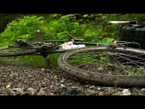 Cougar Kills Mountain Biker In Washington (видео)