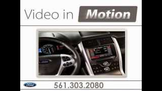 Ford Fusion Backup Camera / Video in Motion