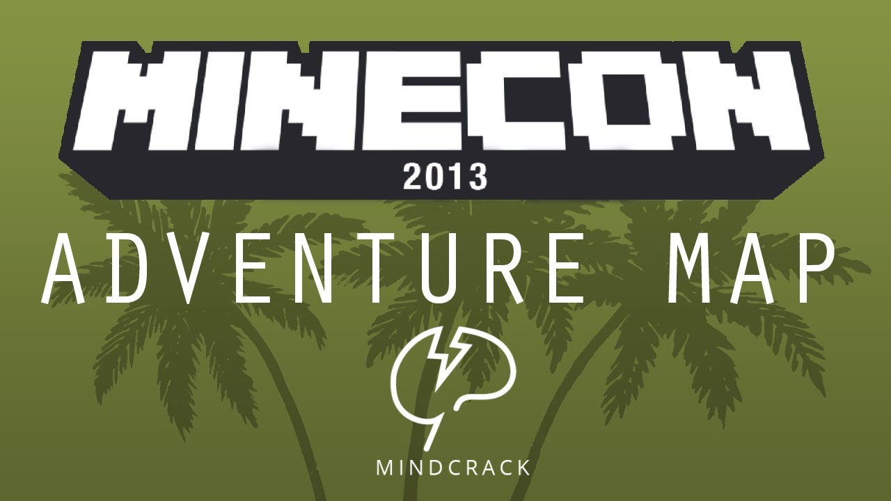 Minecon 2013 Mindcrack Adventure Map – #05 – Dropping Down