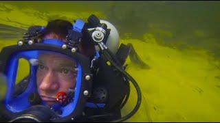 Video Diver Has Lucky Escape From Crocodile | Super Giant Animals | BBC Earth MP3, 3GP, MP4, WEBM, AVI, FLV Juli 2019