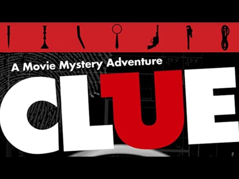 CLUE: A MOVIE MYSTERY ADVENTURE (2014) (Complete)