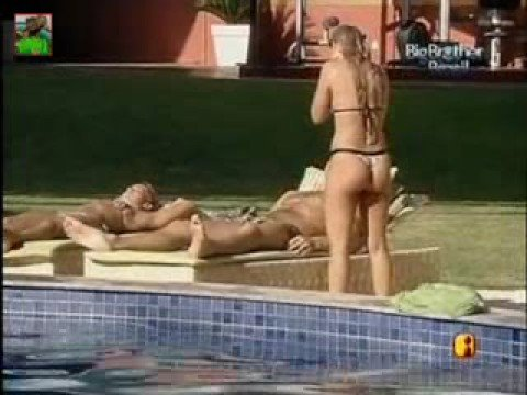 Iris y Carol Big Brother Brasil