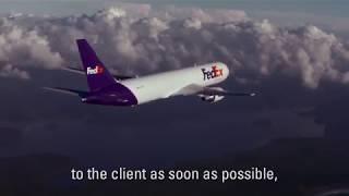 FedEx Customer Success Story: Hyperbola [30s - English]
