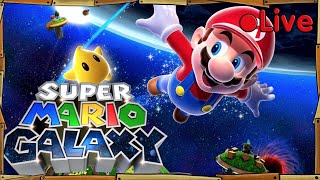 Mario Galaxy - • Live