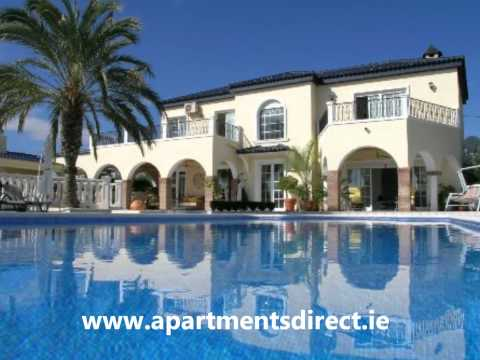 Villas in Spain. Rent From Villa Owners Direct