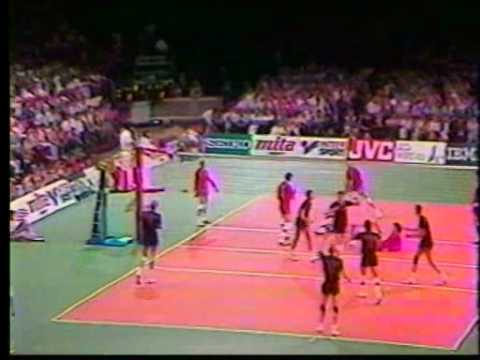 World Championsiph Final (USA vs USSR)