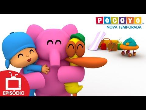 Pocoyo português Brasil - Pocoyo - Férias (S04E01) NOVA TEMPORADA!