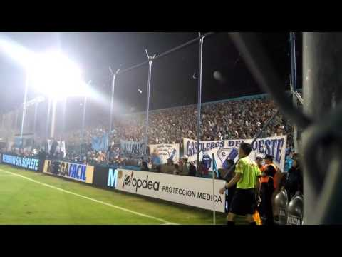 HINCHADA DE TEMPERLEY VS RACING (3-0) 30-4-2017 - Los Inmortales - Temperley
