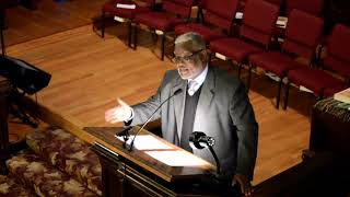 May 20, 2018 - Interim Pastor Rev. Dr. Kent L Poindexter