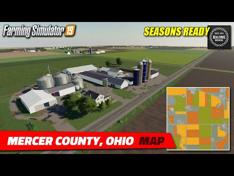 Mercer County, Ohio (Hotfix) v1.0.0.0