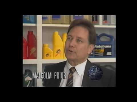 1993 Ethnic Business Awards Finalist – Manufacturing Category – Malcolm Prior – Priority Plastics