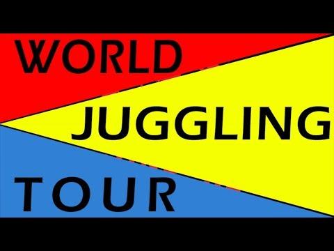 World Juggling Tour 2018