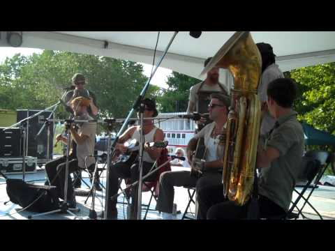The Drunken Catfish Ramblers Jug Band - National Jug Band Jubilee