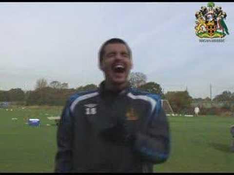 Wigan Athletic Paul Scharner