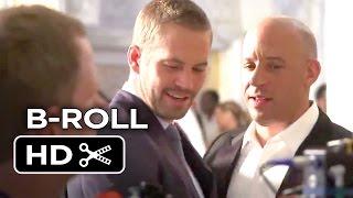 Furious 7 B Roll 1  2015    Vin Diesel  Paul Walker Action Movie Hd