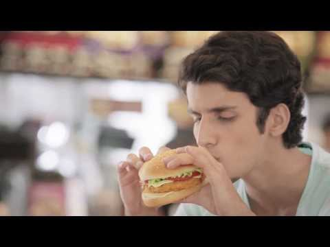 FLC Models & Talents -Print Campaigns - McDonalds - No drama. Just good spice